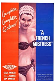 A French Mistress Poster
