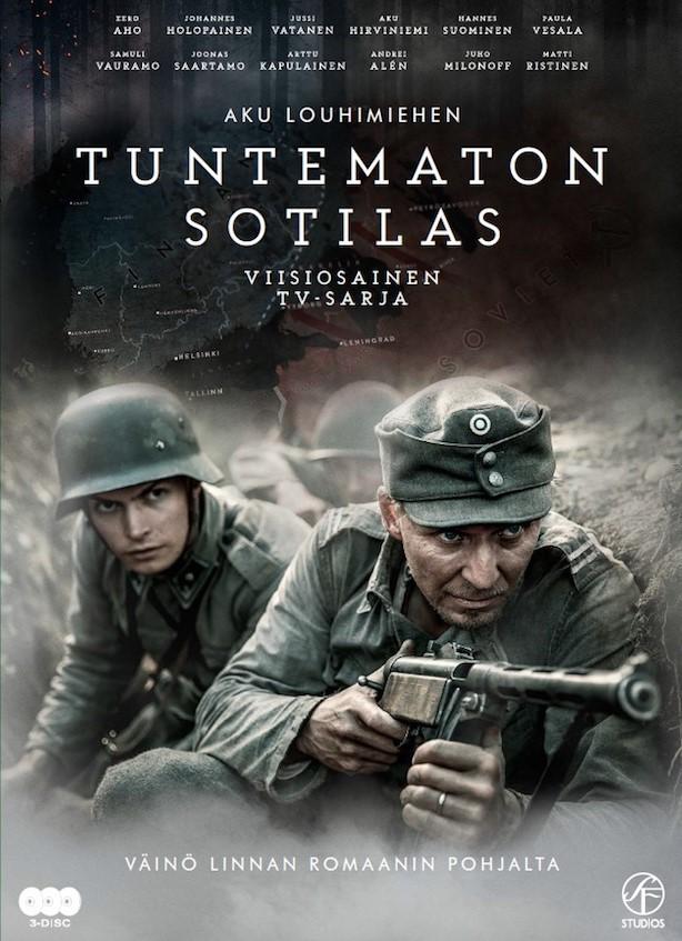 Nežinomas kareivis (1 Sezonas) / Tuntematon sotilas Season 1