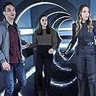 Jeff Ward, Chloe Bennet, and Elizabeth Henstridge in Agents of S.H.I.E.L.D. (2013)