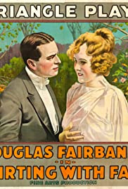 Flirting with Fate Poster