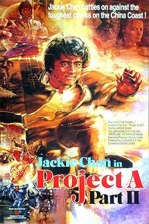 مشاهدة فيلم Project A 2 1987 مترجم أونلاين مترجم