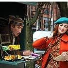 Judd Hirsch and Anne Hathaway in Modern Love (2019)