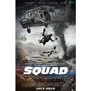 Squad movie, song and  lyrics