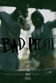 James Starbird and Raymond C. Wood in Bad People (2017)