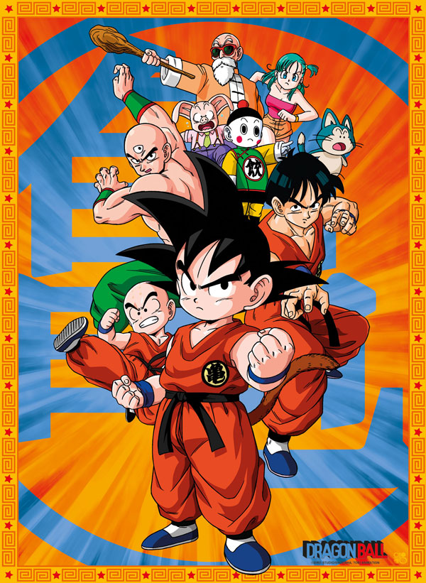 Dragon Ball 1×128 – Sereno como el cielo