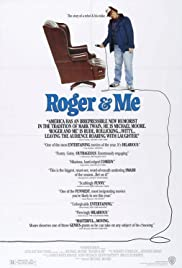 Roger & Me (1989) Poster - Movie Forum, Cast, Reviews