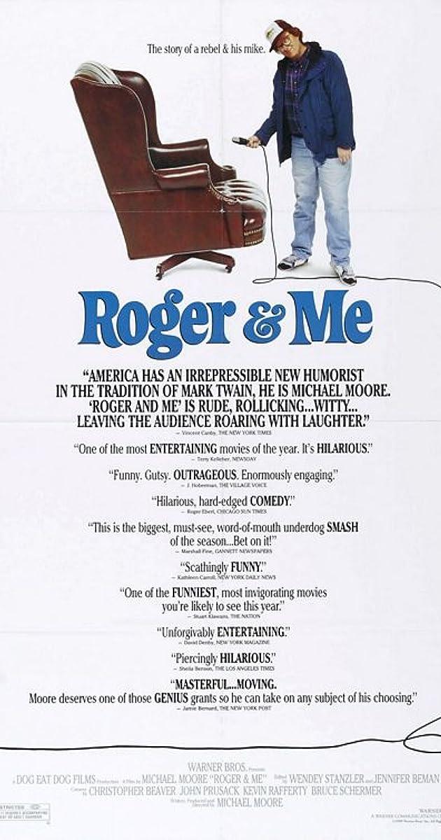 Subtitle of Roger & Me