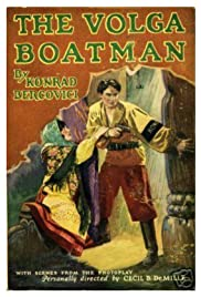 The Volga Boatman Poster