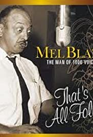 Mel Blanc: The Man of a Thousand Voices Poster