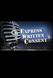 E.W.C. - Express Written Consent Poster