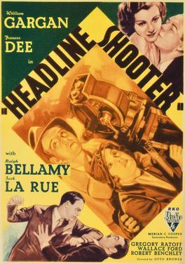 Frances Dee, William Gargan, and Jack La Rue in Headline Shooter (1933)