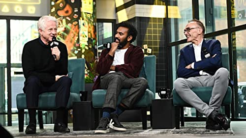 BUILD: Legends Danny Boyle & Richard Curtis Still Feel Imposter Syndrome