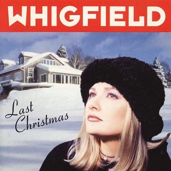 Last Christmas Album Cover.Whigfield Last Christmas 1995