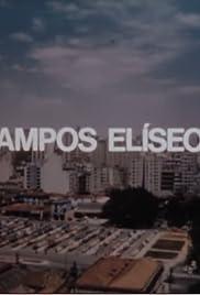 Campos Eliseos Poster