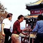 Michelangelo Antonioni and Luciano Tovoli in Chung Kuo - Cina (1972)