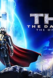 Thor: The Dark World - The Official Game Poster