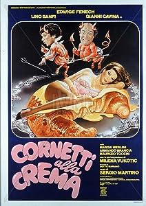 Watch full movie downloads Cornetti alla crema by Sergio Martino [2048x2048]