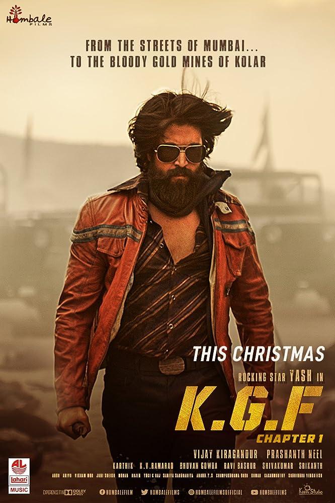 KGF Chapter 1 (2018) Hindi ORG