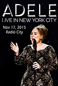 Primary photo for Adele Live in New York City