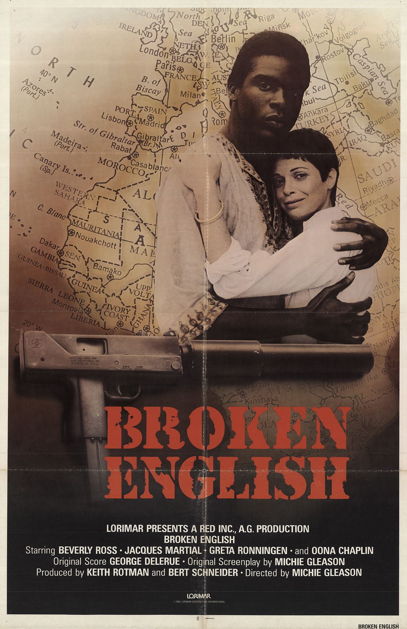 Broken English ((1981))
