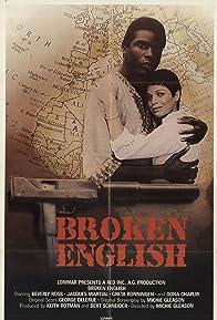 Primary photo for Broken English