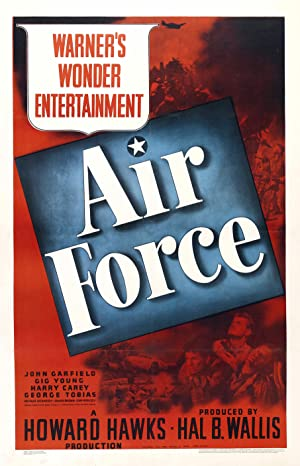 Where to stream Air Force