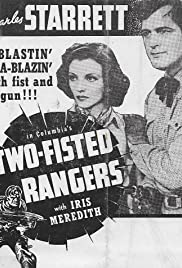 Two-Fisted Rangers Poster