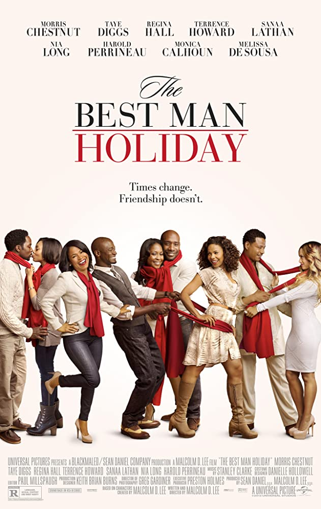 The Best Man Holiday 2013 Dual Audio Hindi 400MB BluRay ESubs Download