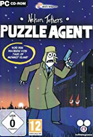 Nelson Tethers: Puzzle Agent Poster