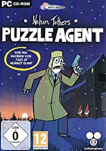 Freemovies for download Nelson Tethers: Puzzle Agent by Jacek Brzezinski [mts]