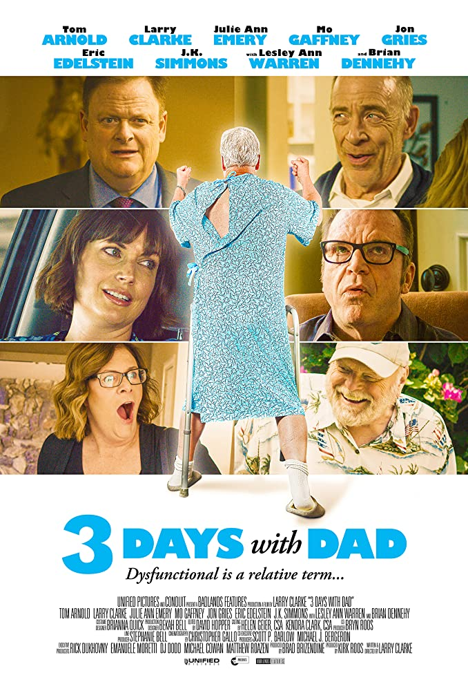 3 Days with Dad 2019 English 299MB HDRip ESubs Download