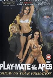 Play-Mate of the Apes Poster