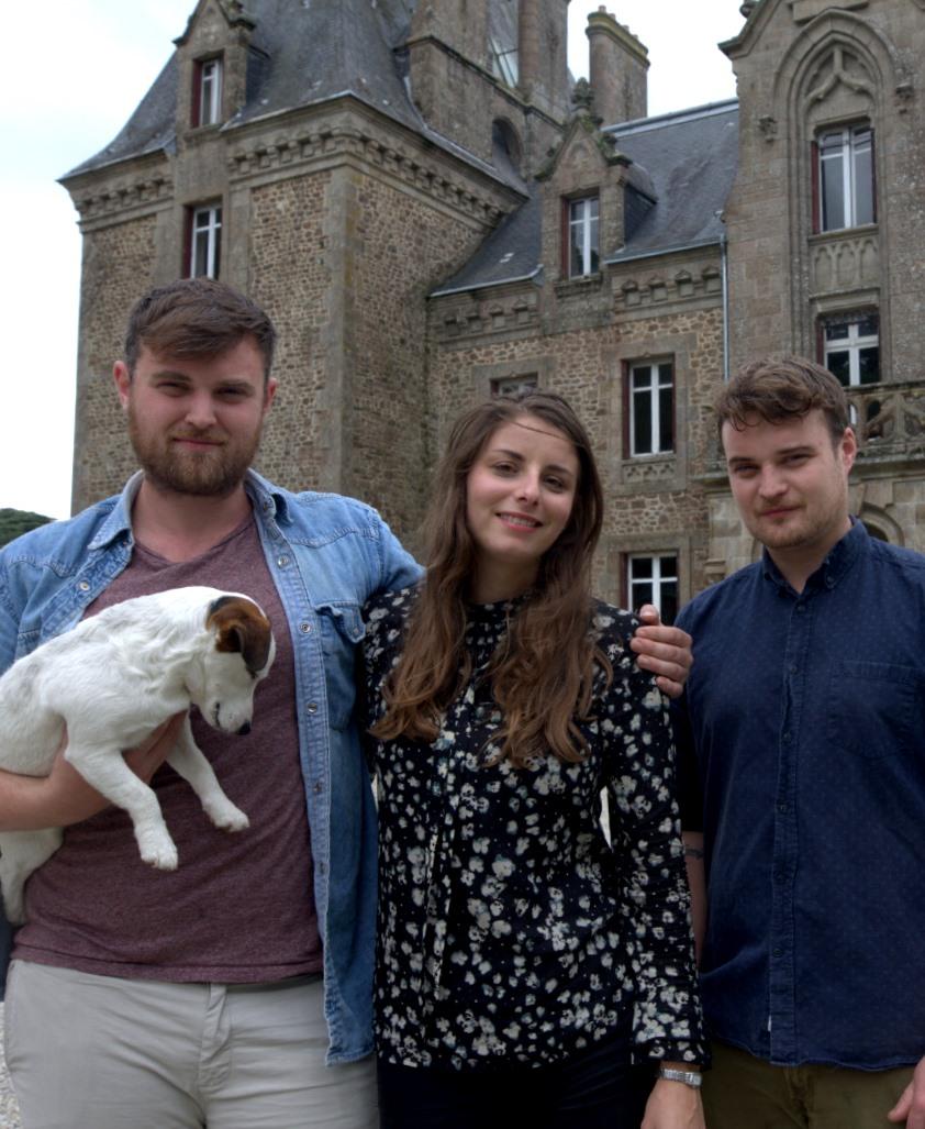 Escape To The Chateau Diy Tv Series 20182019 Imdb