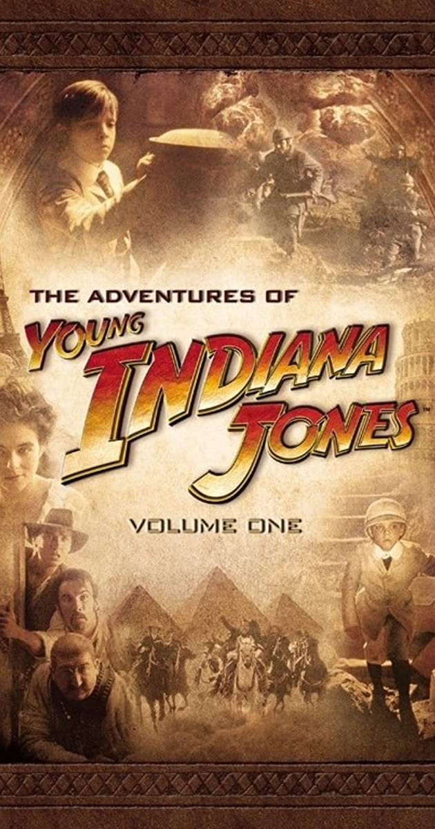 The Adventures Of Young Indiana Jones The Perils Of Cupid
