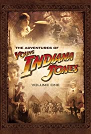 The Adventures of Young Indiana Jones: Travels with Father Poster
