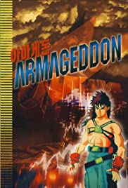 Space Armageddon Poster