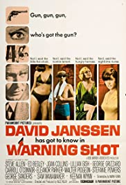 Warning Shot (1967) Poster - Movie Forum, Cast, Reviews