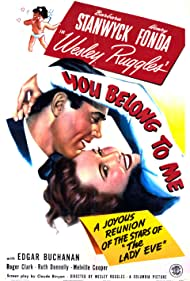 Henry Fonda and Barbara Stanwyck in You Belong to Me (1941)