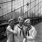 Gene Kelly, Frank Sinatra, and Jules Munshin in On the Town (1949)