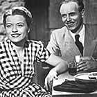 Heidemarie Hatheyer and Hans Nielsen in Die Nacht in Venedig (1942)