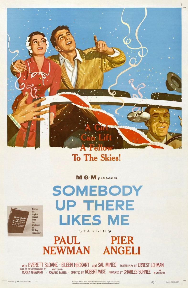 Somebody Up There Likes Me (1956) - IMDb
