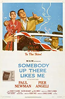 Somebody Up There Likes Me (1956)