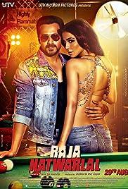 Raja Natwarlal(2014) Poster - Movie Forum, Cast, Reviews