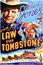 Law for Tombstone (1937) Poster