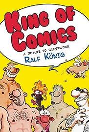 König des Comics Poster