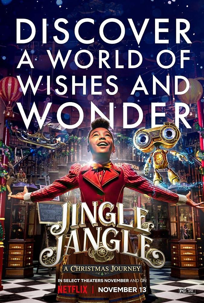 Jingle Jangle: A Christmas Journey(2020)