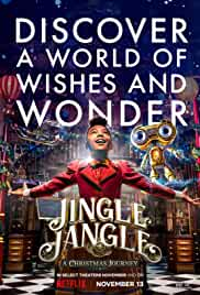 Jingle Jangle A Christmas Journey 2020 Hindi Movie Watch Online