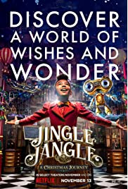 Jingle Jangle: A Christmas Journey (2020) film en francais gratuit