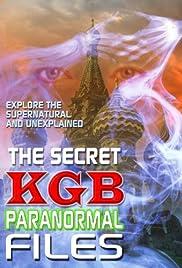 The Secret KGB Paranormal Files Poster