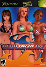 Dead or Alive Xtreme Beach Volleyball Poster
